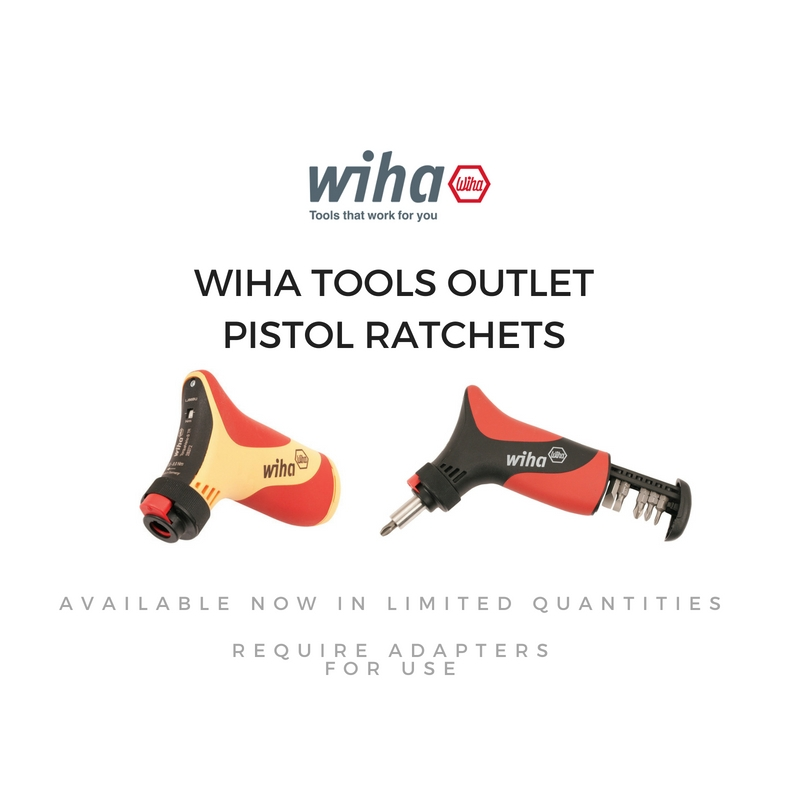 Just Added Pistol Ratchets